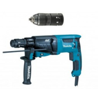 Kombinované kladivo SDS Plus 800W MAKITA HR2631FT