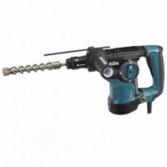 Kombinované kladivo 800W SDS Plus MAKITA HR2811FT
