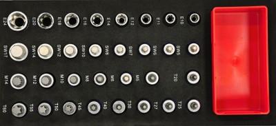 """1/2"""" nástavce - modul M130"""