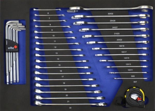 Stranové klíče - modul M320
